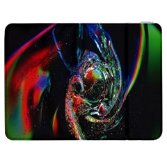 Abstraction Dive From Inside Samsung Galaxy Tab 7  P1000 Flip Case