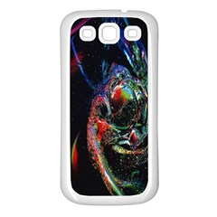 Abstraction Dive From Inside Samsung Galaxy S3 Back Case (White)