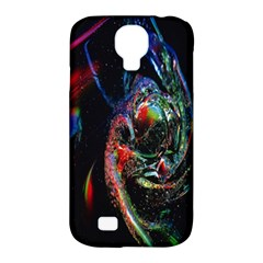 Abstraction Dive From Inside Samsung Galaxy S4 Classic Hardshell Case (pc+silicone)