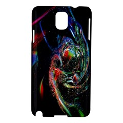 Abstraction Dive From Inside Samsung Galaxy Note 3 N9005 Hardshell Case