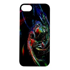 Abstraction Dive From Inside Apple iPhone 5S/ SE Hardshell Case