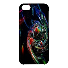 Abstraction Dive From Inside Apple iPhone 5C Hardshell Case