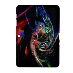 Abstraction Dive From Inside Samsung Galaxy Tab 2 (10.1 ) P5100 Hardshell Case