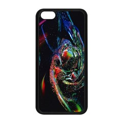 Abstraction Dive From Inside Apple iPhone 5C Seamless Case (Black)