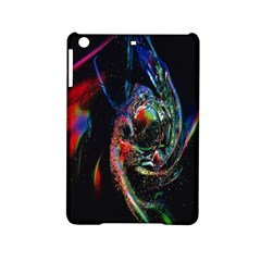 Abstraction Dive From Inside iPad Mini 2 Hardshell Cases