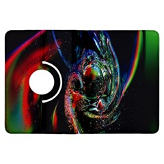 Abstraction Dive From Inside Kindle Fire HDX Flip 360 Case