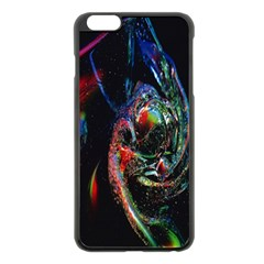 Abstraction Dive From Inside Apple Iphone 6 Plus/6s Plus Black Enamel Case