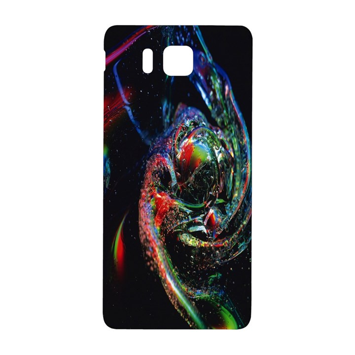 Abstraction Dive From Inside Samsung Galaxy Alpha Hardshell Back Case