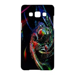 Abstraction Dive From Inside Samsung Galaxy A5 Hardshell Case