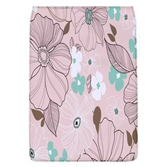 Background Texture Flowers Leaves Buds Flap Covers (L)