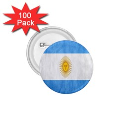 Argentina Texture Background 1 75  Buttons (100 Pack)