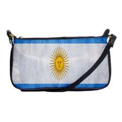 Argentina Texture Background Shoulder Clutch Bags