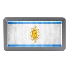 Argentina Texture Background Memory Card Reader (Mini)