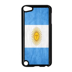Argentina Texture Background Apple Ipod Touch 5 Case (black)