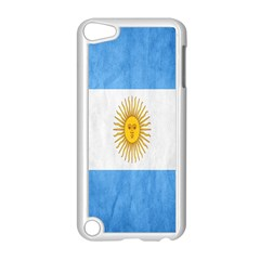 Argentina Texture Background Apple iPod Touch 5 Case (White)