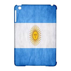 Argentina Texture Background Apple Ipad Mini Hardshell Case (compatible With Smart Cover)