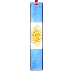 Argentina Texture Background Large Book Marks