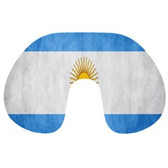 Argentina Texture Background Travel Neck Pillows