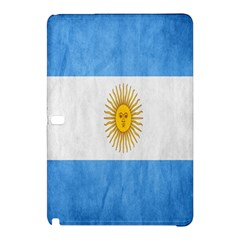 Argentina Texture Background Samsung Galaxy Tab Pro 10.1 Hardshell Case