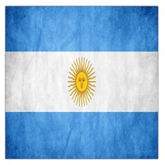 Argentina Texture Background Large Satin Scarf (square)
