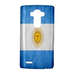Argentina Texture Background LG G4 Hardshell Case