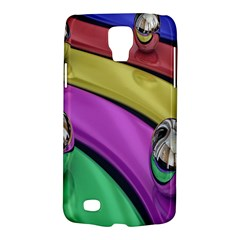 Balloons Colorful Rainbow Metal Galaxy S4 Active
