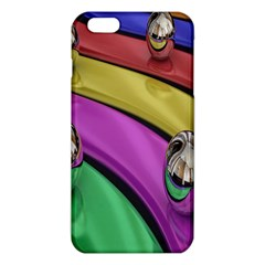 Balloons Colorful Rainbow Metal Iphone 6 Plus/6s Plus Tpu Case