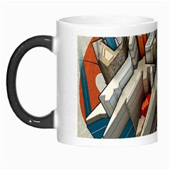Abstraction Imagination City District Building Graffiti Morph Mugs