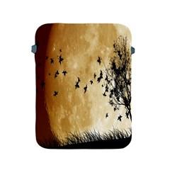 Birds Sky Planet Moon Shadow Apple Ipad 2/3/4 Protective Soft Cases