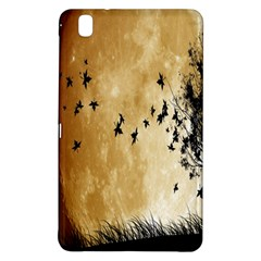 Birds Sky Planet Moon Shadow Samsung Galaxy Tab Pro 8.4 Hardshell Case