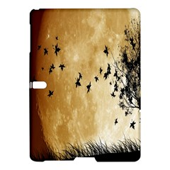 Birds Sky Planet Moon Shadow Samsung Galaxy Tab S (10.5 ) Hardshell Case