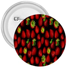 Berry Strawberry Many 3  Buttons