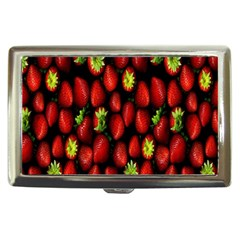 Berry Strawberry Many Cigarette Money Cases