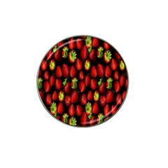Berry Strawberry Many Hat Clip Ball Marker