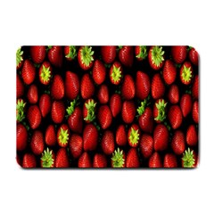 Berry Strawberry Many Small Doormat