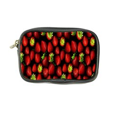 Berry Strawberry Many Coin Purse