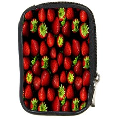 Berry Strawberry Many Compact Camera Cases