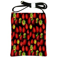 Berry Strawberry Many Shoulder Sling Bags