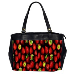 Berry Strawberry Many Office Handbags (2 Sides)
