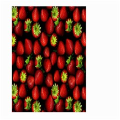 Berry Strawberry Many Large Garden Flag (Two Sides)