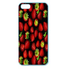 Berry Strawberry Many Apple Seamless iPhone 5 Case (Color)
