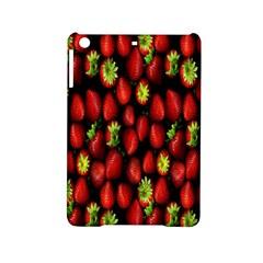 Berry Strawberry Many iPad Mini 2 Hardshell Cases