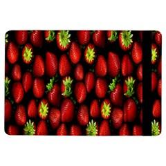 Berry Strawberry Many iPad Air Flip