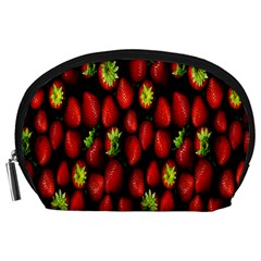 Berry Strawberry Many Accessory Pouches (Large)