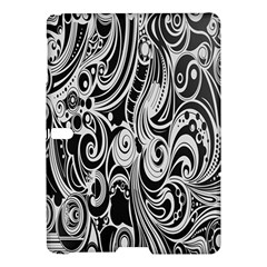 Black White Pattern Shape Patterns Samsung Galaxy Tab S (10.5 ) Hardshell Case