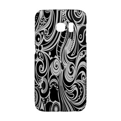 Black White Pattern Shape Patterns Galaxy S6 Edge