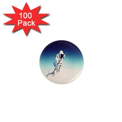 astronaut 1  Mini Magnets (100 pack)