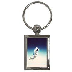 astronaut Key Chains (Rectangle)