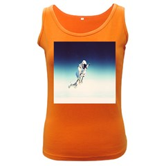 astronaut Women s Dark Tank Top