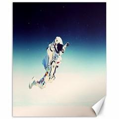 astronaut Canvas 16  x 20